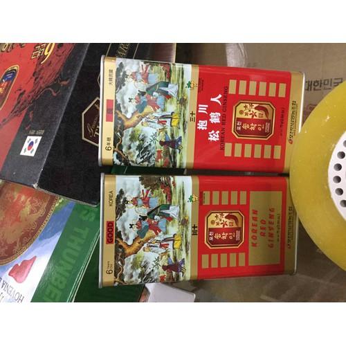 Sâm sắt 75g củ khô Hàn Quốc