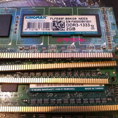 Ram máy tính RAM DDR3 2GB 1333MHz PC desktop - rad