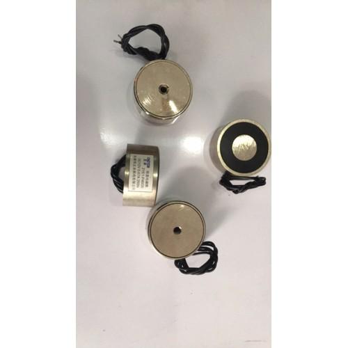 Nam châm điện 250N-25kg-12v - 11253491 , 16120603 , 15_16120603 , 280000 , Nam-cham-dien-250N-25kg-12v-15_16120603 , sendo.vn , Nam châm điện 250N-25kg-12v