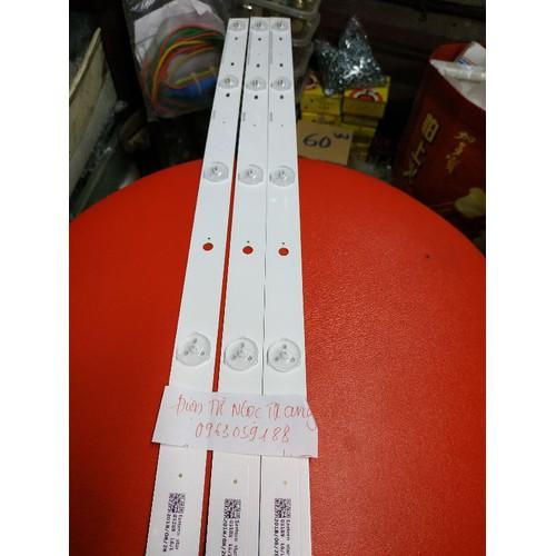 Thanh led TiVi  TSB 32 inch - 6 bóng 1 thanh