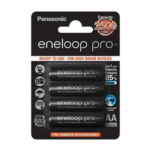 Pin Sạc Eneloop Pro AA 2500mAh