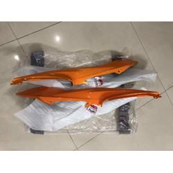 cặp ốp sườn sonic màu cam bóng chính hãng honda nk indo