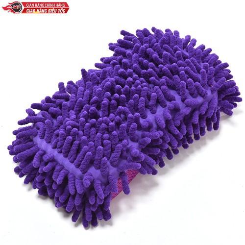 Bọt biển rửa xe ô tô xe máy đa năng màu tím - 20873724 , 23934757 , 15_23934757 , 45000 , Bot-bien-rua-xe-o-to-xe-may-da-nang-mau-tim-15_23934757 , sendo.vn , Bọt biển rửa xe ô tô xe máy đa năng màu tím