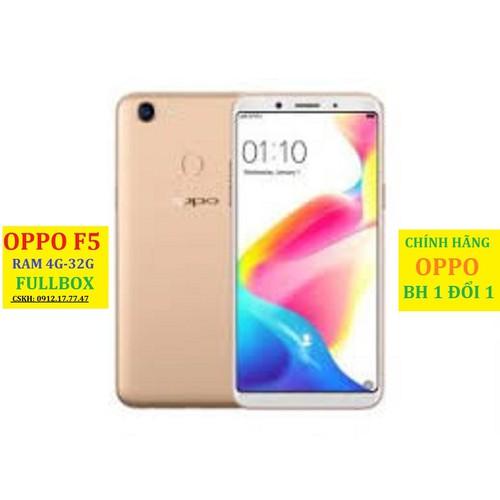 điện thoại OPPO F5 2sim ram 4G new FULLBOX