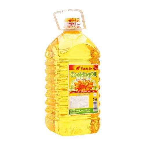 Dầu ăn thực vật Tường An Cooking Oil can 5 lít - 11259635 , 16135165 , 15_16135165 , 160000 , Dau-an-thuc-vat-Tuong-An-Cooking-Oil-can-5-lit-15_16135165 , sendo.vn , Dầu ăn thực vật Tường An Cooking Oil can 5 lít