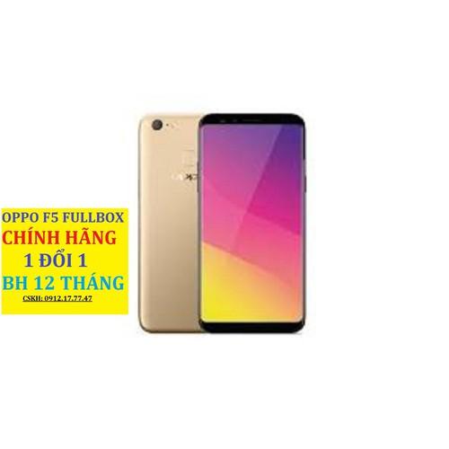 điện thoại OPPO F5 siêu Selfiel 20Mp - FULLBOX