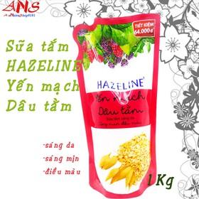 Sữa Tắm - Sữa Tắm - hazeline yen mach dau tam1kg