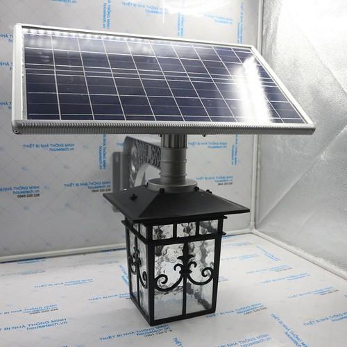 Đèn năng lượng mặt trời treo tường châu âu cao cấp