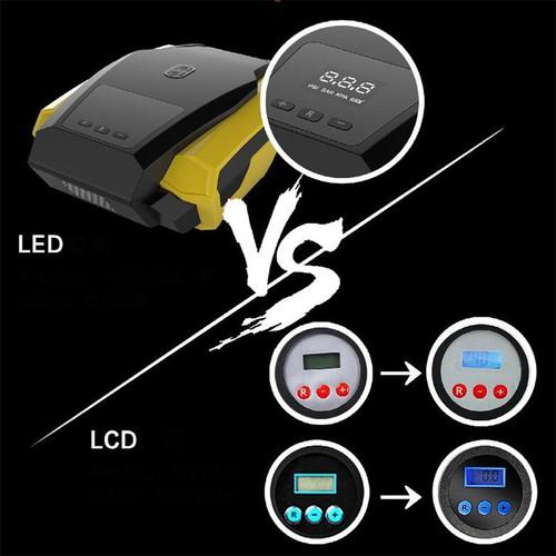 Máy bơm lốp ô tô đa năng 12V màn hình led digital ATJ-1166S - 7891703 , 16135721 , 15_16135721 , 498000 , May-bom-lop-o-to-da-nang-12V-man-hinh-led-digital-ATJ-1166S-15_16135721 , sendo.vn , Máy bơm lốp ô tô đa năng 12V màn hình led digital ATJ-1166S