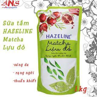 Sữa tắm-Sữa tắm - hazeline matcha luu do 1kg thumbnail
