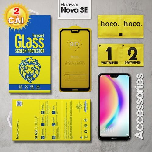 Combo 2 cường lực Huawei-Nova 3E full Hoco đen - 4524819 , 16139045 , 15_16139045 , 159000 , Combo-2-cuong-luc-Huawei-Nova-3E-full-Hoco-den-15_16139045 , sendo.vn , Combo 2 cường lực Huawei-Nova 3E full Hoco đen