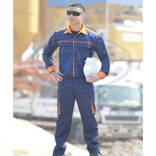 Combo 5 bộ quần áo bảo hộ qa03 vải pang rim hàn quốc tặng kèm giày bảo hộ abc