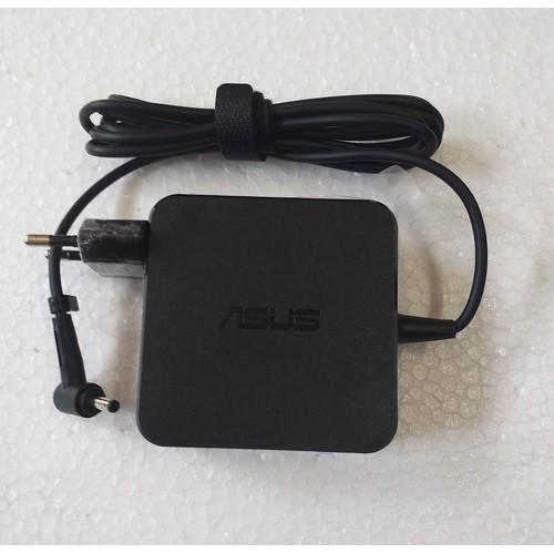 Sạc Laptop Asu s 19V - 3.42A 65W, Vuông, Đầu Nhỏ 4mm - ZIN