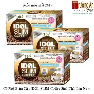 Cafe giảm cân Idol Slim Coffe mẫu mới - idol thumbnail