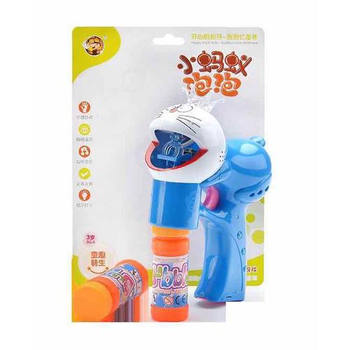 Đồ chơi thổi bong bóng xà phòng có sử dụng pin