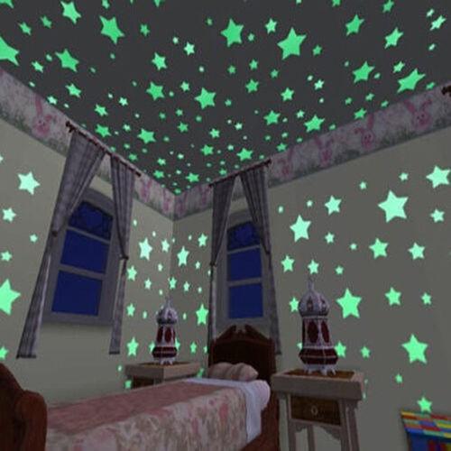 Túi 100 sao dạ quang phát sáng siêu yêu