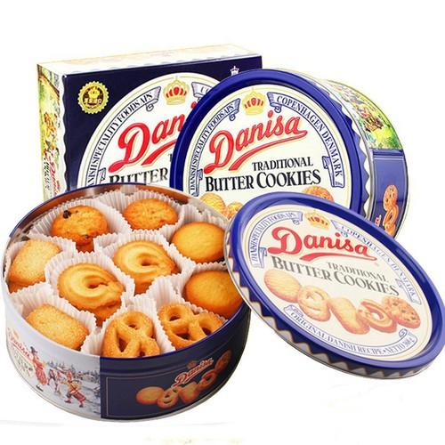 Bánh Danisa Hộp 681g . Hảo Hạng - Chất Lượng Từ Đan Mạch