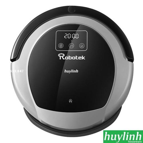 Robot hút bụi, lau nhà Robotek W600 - Wifi