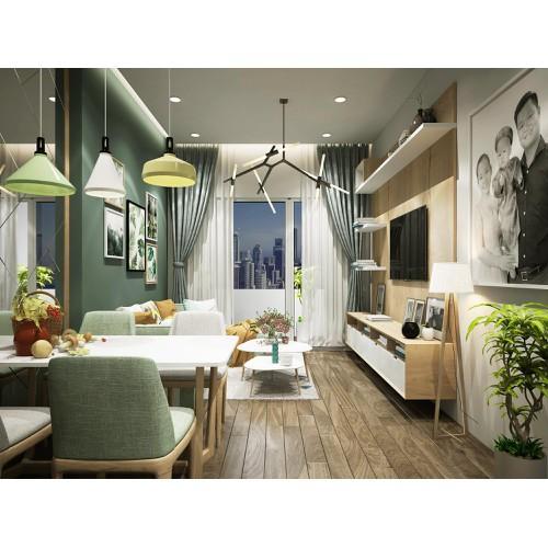 Thiết kế nội thất căn hộ Chung cư Richstar Tân Phú