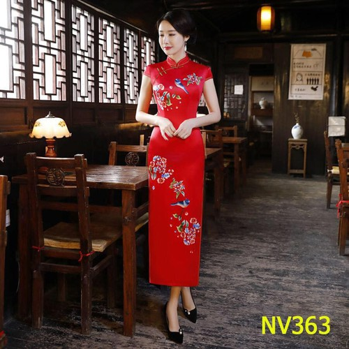Sườn Xám Thượng Hải Cao Cấp - 11258197 , 16132982 , 15_16132982 , 1050000 , Suon-Xam-Thuong-Hai-Cao-Cap-15_16132982 , sendo.vn , Sườn Xám Thượng Hải Cao Cấp
