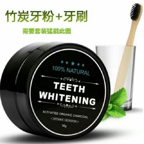 Combo 3 hộp bột tẩy trắng răng than tre h0ạt tính
