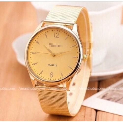 Đồng hồ thời trang dây thép