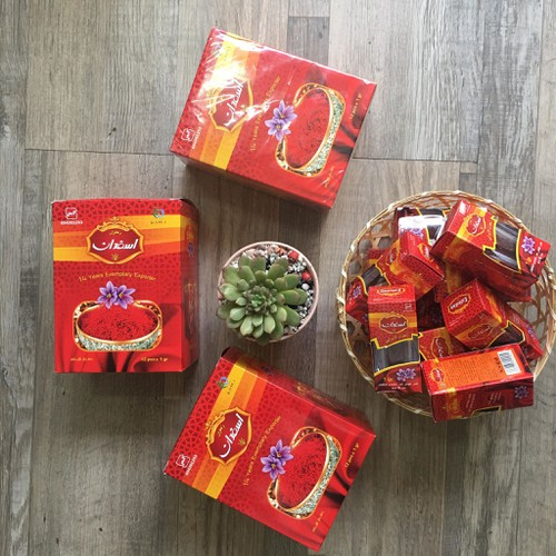 Saffron Nhụy Hoa Nghệ Tây chuẩn Iran hàng loại 1 Supper Negin