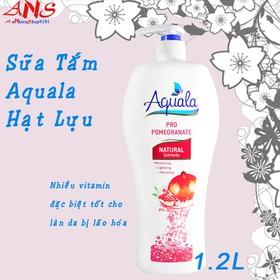 Sữa Tắm - ST aquala luu