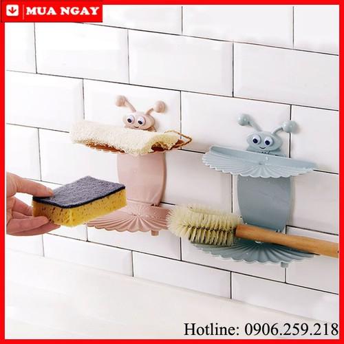 Giá để xà bông đa năng - Kệ treo đồ nhà tắm - 11258928 , 16134130 , 15_16134130 , 59000 , Gia-de-xa-bong-da-nang-Ke-treo-do-nha-tam-15_16134130 , sendo.vn , Giá để xà bông đa năng - Kệ treo đồ nhà tắm