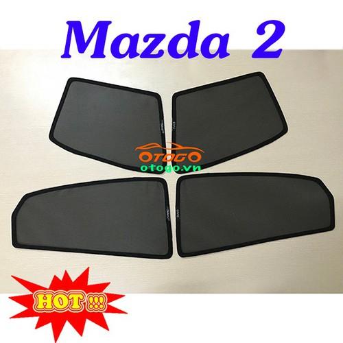 Rèm Che Nắng Kính Ô Tô Theo Xe - Mazda 2