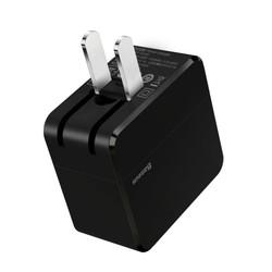 Củ sạc nhanh 2 cổng USB 3.4A Baseus Mini Square cho IPhone, IPad samsung