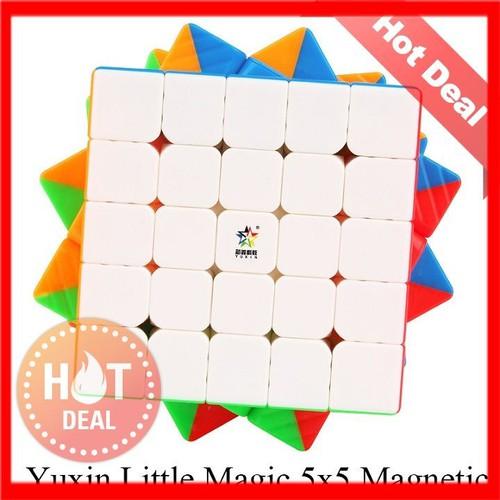 Rubik 5x5 không viền yuxin little magic nam châm rubik 5x5x5 mod m - 19003424 , 16154132 , 15_16154132 , 350000 , Rubik-5x5-khong-vien-yuxin-little-magic-nam-cham-rubik-5x5x5-mod-m-15_16154132 , sendo.vn , Rubik 5x5 không viền yuxin little magic nam châm rubik 5x5x5 mod m