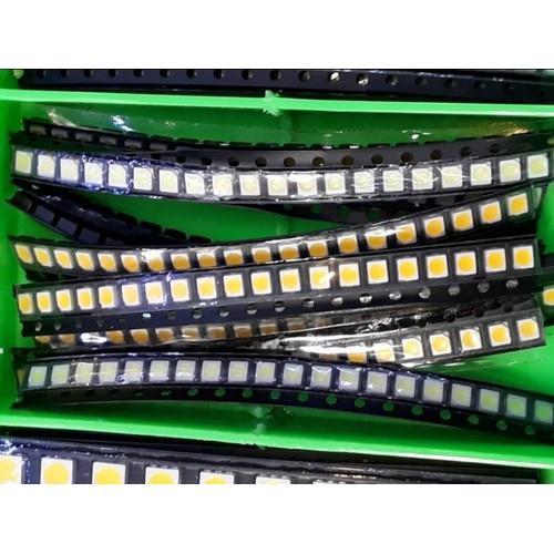 20c hạt led dán 3528 dùng điện 3v