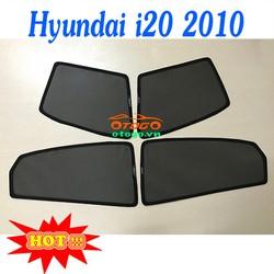 BỘ CHE NẮNG KÍNH Ô Tô THEO XE - Hyundai i20 2010