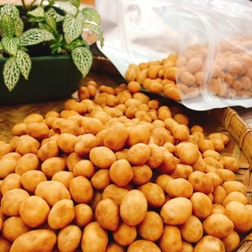 500g đậu phộng da cá nước cốt dừa