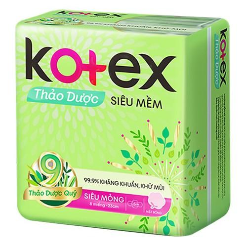 kotex thảo dược