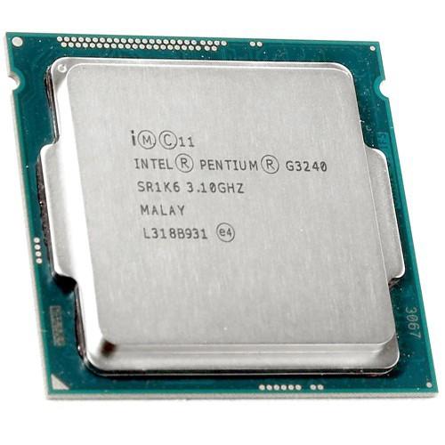CPU G3240 3.1Ghz Sk1150