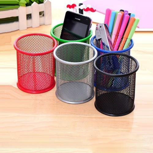Giỏ đựng bút và dụng cụ học tập lưới sắt các màu - 4684479 , 16167088 , 15_16167088 , 25000 , Gio-dung-but-va-dung-cu-hoc-tap-luoi-sat-cac-mau-15_16167088 , sendo.vn , Giỏ đựng bút và dụng cụ học tập lưới sắt các màu