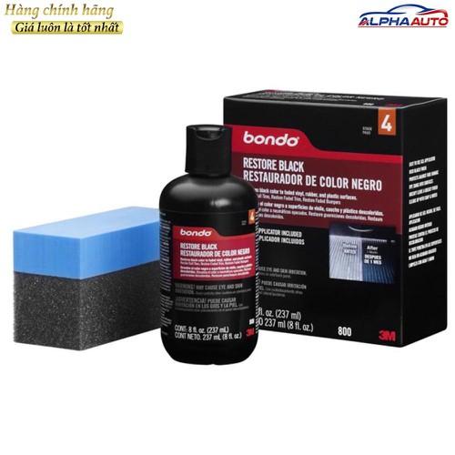 Dung Dịch Phục Hồi Nhựa Đen 3M™ Bondo Restore Black 237ml - 4683514 , 16157071 , 15_16157071 , 375000 , Dung-Dich-Phuc-Hoi-Nhua-Den-3M-Bondo-Restore-Black-237ml-15_16157071 , sendo.vn , Dung Dịch Phục Hồi Nhựa Đen 3M™ Bondo Restore Black 237ml