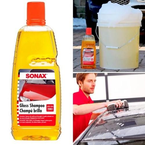 Nước Rửa Xe Đậm Đặc Sonax Gloss Shampoo 1000ml - 4684124 , 16164206 , 15_16164206 , 145000 , Nuoc-Rua-Xe-Dam-Dac-Sonax-Gloss-Shampoo-1000ml-15_16164206 , sendo.vn , Nước Rửa Xe Đậm Đặc Sonax Gloss Shampoo 1000ml