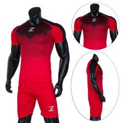 Đồ bộ quần áo thể thao, quần áo bóng đá Cazenda - Thun dày đẹp Cazenda - Đỏ