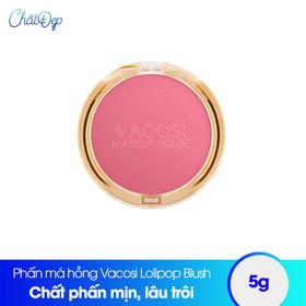 Phấn má hồng dạng hộp Vacosi Lolipop Blush Powder - MP00103BS.01