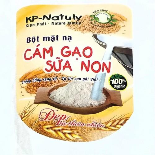 Bột mặt nạ tắm trắng dưỡng da cám gạo sữa non 100g mua 2 gói được tặng 1 gói bột trà xanh 100g - 19003616 , 16155746 , 15_16155746 , 75000 , Bot-mat-na-tam-trang-duong-da-cam-gao-sua-non-100gmua-2-goi-duoc-tang-1-goi-bot-tra-xanh-100g-15_16155746 , sendo.vn , Bột mặt nạ tắm trắng dưỡng da cám gạo sữa non 100g mua 2 gói được tặng 1 gói b