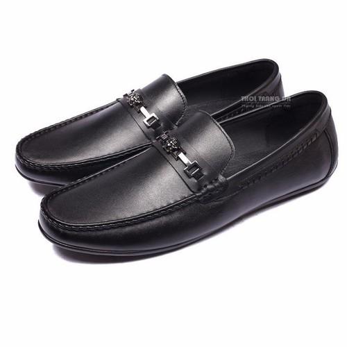 Giày Lười Da Bò Thật GL 01