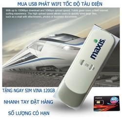 USB Wifi Maxis MF70 - USB Phát Sóng Wifi Cực Mạnh