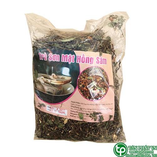 Sơn mật hồng sâm hảo hạng Tấn Phát - 1kg
