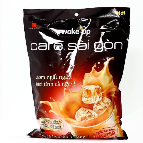 Cà phê sữa hòa tan Wake-up Café Sài Gòn bịch 24 gói 19g - 11270706 , 16163635 , 15_16163635 , 36500 , Ca-phe-sua-hoa-tan-Wake-up-Cafe-Sai-Gon-bich-24-goi-19g-15_16163635 , sendo.vn , Cà phê sữa hòa tan Wake-up Café Sài Gòn bịch 24 gói 19g