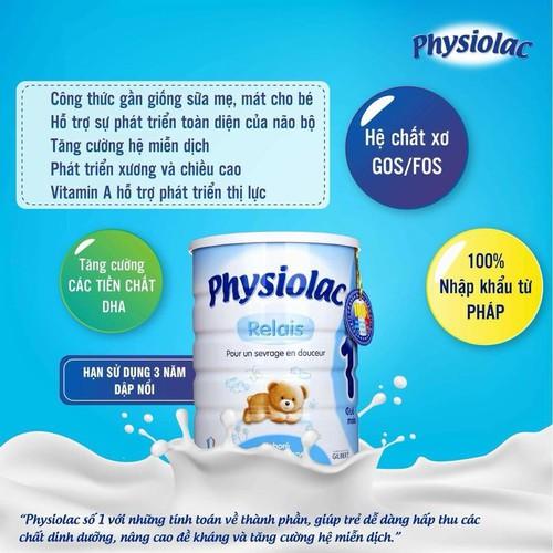 Sữa bột Physiolac số 1 loaị 900g - 7904979 , 16162579 , 15_16162579 , 395000 , Sua-bot-Physiolac-so-1-loai-900g-15_16162579 , sendo.vn , Sữa bột Physiolac số 1 loaị 900g