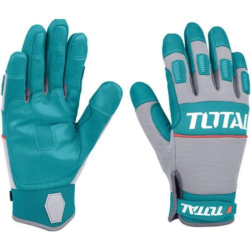 Găng tay bảo hộ cơ khí Total TSP1806-XL - 11270300 , 16162239 , 15_16162239 , 202000 , Gang-tay-bao-ho-co-khi-Total-TSP1806-XL-15_16162239 , sendo.vn , Găng tay bảo hộ cơ khí Total TSP1806-XL