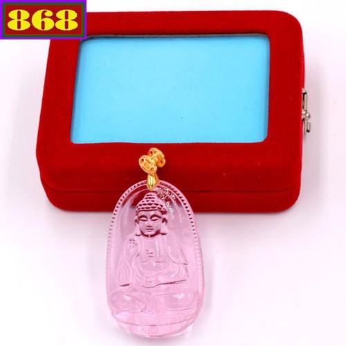 Mặt dây đeo Phật A Di Đà pha lê hồng 5 cm ADH5 kèm hộp nhung - 4683619 , 16157215 , 15_16157215 , 160000 , Mat-day-deo-Phat-A-Di-Da-pha-le-hong-5-cm-ADH5-kem-hop-nhung-15_16157215 , sendo.vn , Mặt dây đeo Phật A Di Đà pha lê hồng 5 cm ADH5 kèm hộp nhung